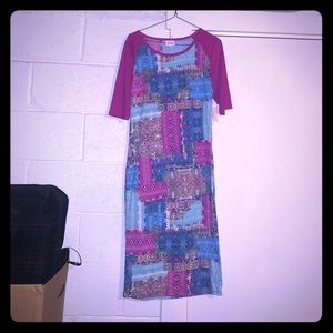 BNWT SMALL LULAROE JULIA DRESS